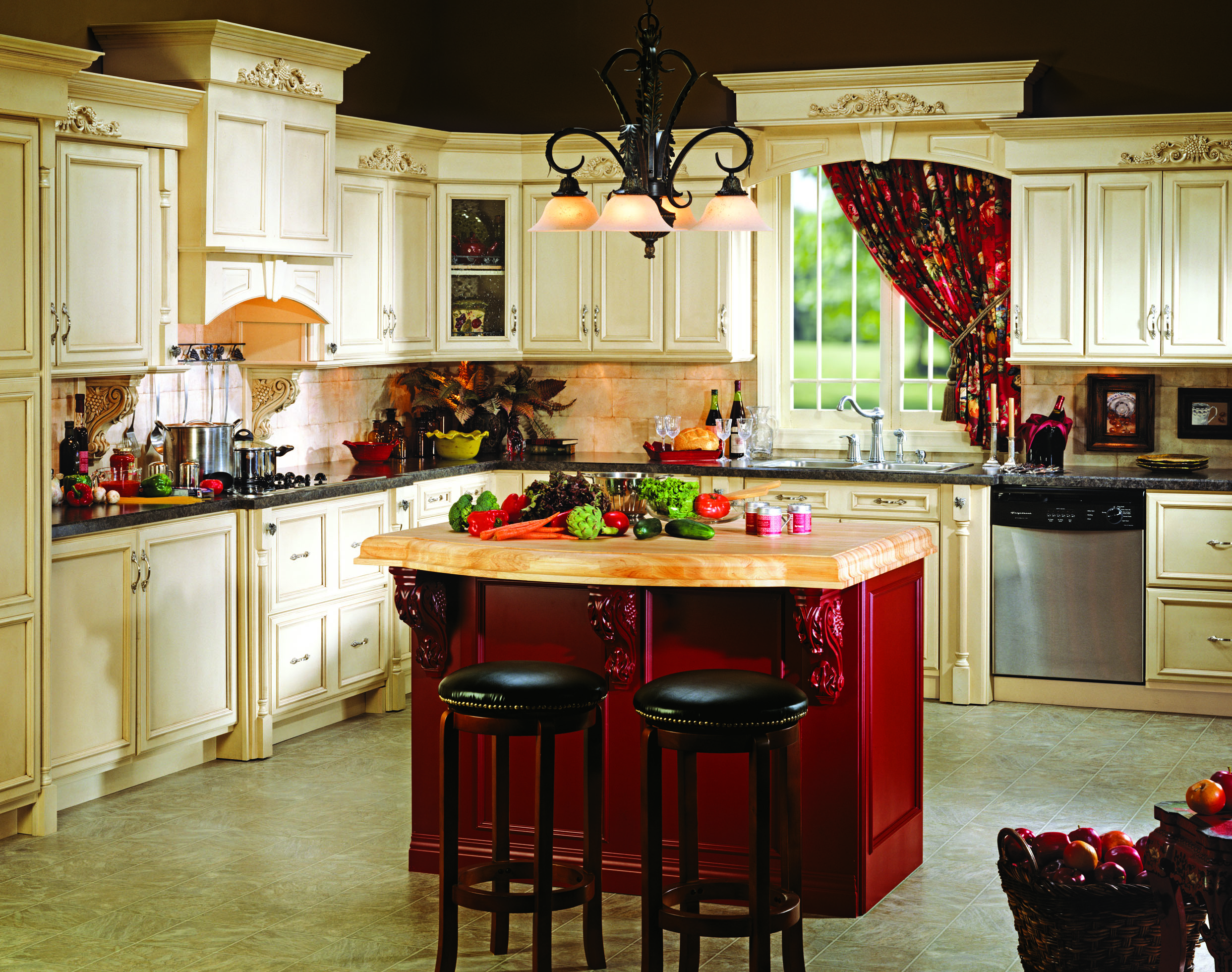 Kitchen Cabinets - Kitchen Remodeling