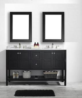 Bathroom Vanity Creative Kitchens Baths Plus Inc - Bathroom vanities tampa bay area